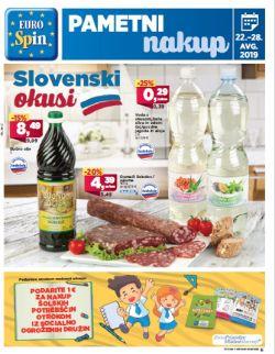 Eurospin katalog do 28. 08.