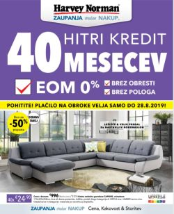 Harvey Norman katalog do 28. 08.