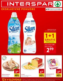 Interspar katalog do 13. 08.