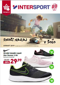 Intersport katalog avgust 2019