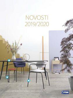 JYSK katalog Novosti 2019/2020