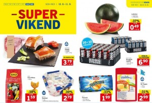 Lidl super vikend do 11. 08.