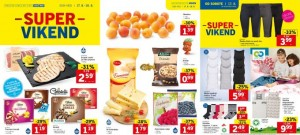 Lidl super vikend do 18. 08.