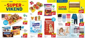 Lidl super vikend do 25. 08.