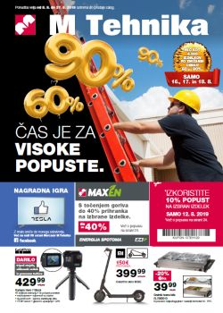 Mercator katalog tehnika do 27. 08.