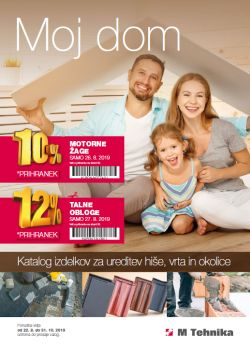 Mercator katalog tehnika Moj dom do 31. 10.