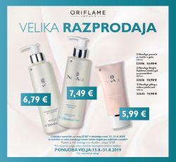 Oriflame mini katalog do 31. 08.