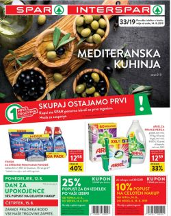 Spar in Interspar katalog
