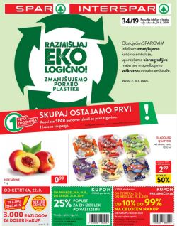 Spar in Interspar katalog do 27. 08.