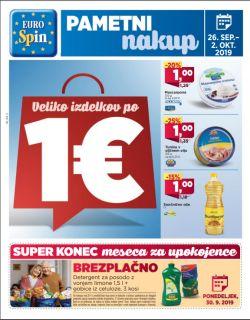 Eurospin katalog do 02. 10.