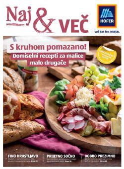 Hofer katalog Revija Naj & več jesen 2019
