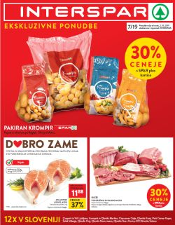 Interspar katalog do 8. 10.