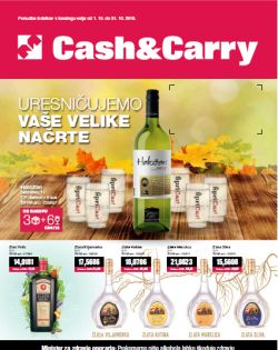 Mercator katalog Cash&Carry oktober