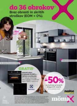 Momax katalog Do – 50 % na preproge in svetila