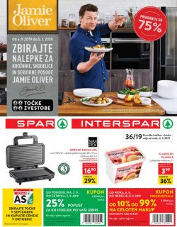Spar in Interspar katalog do 17. 09.
