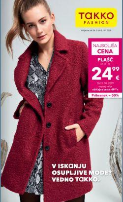 Takko katalog V iskanju osupljive mode