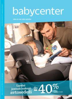 Baby Center katalog do 5. 11.