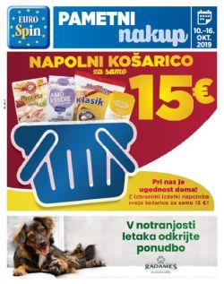Eurospin katalog do 16. 10.