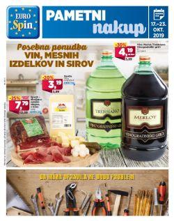 Eurospin katalog do 23. 10.