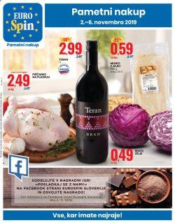 Eurospin katalog do 6. 11.