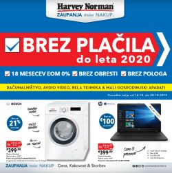 Harvey Norman katalog Zabavna elektronika