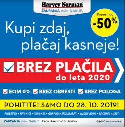 Harvey Norman katalog do 28. 10.