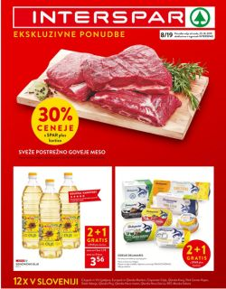 Interspar katalog do 28. 10.