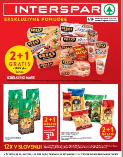 Interspar katalog do 5. 11.
