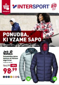 Intersport katalog oktober 2019