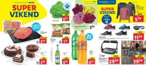 Lidl super vikend do 13. 10.