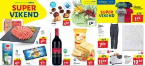 Lidl super vikend do 27. 10.