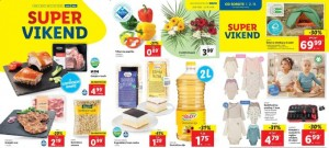 Lidl super vikend do 3. 11.