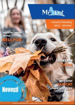 Mr Pet katalog oktober 2019