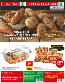 Spar in Interspar katalog do 5. 11.
