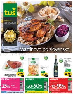Tuš katalog trgovine in franšize do 4. 11.