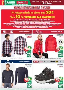 Jager katalog tekstil