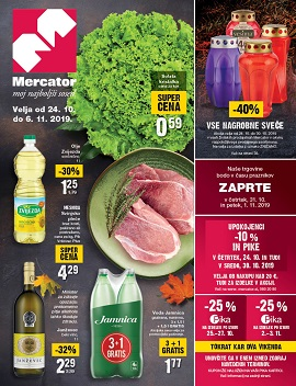 Mercator katalog do 6.11.