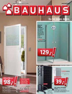Bauhaus katalog november 2019