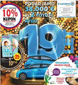 E Leclerc katalog Maribor do 17. 11.