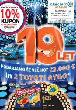 E Leclerc katalog Maribor do 24. 11.