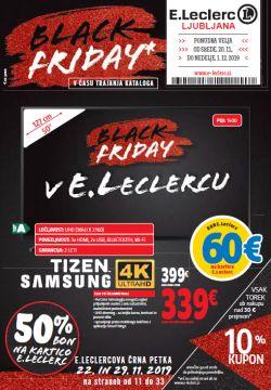 E Leclerc katalog Ljubljana do 1. 12.
