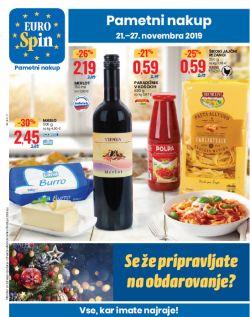 Eurospin katalog do 27. 11.