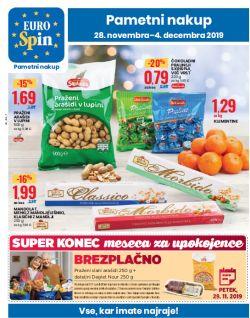 Eurospin katalog do 4. 12.