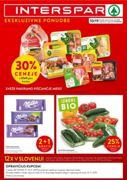 Interspar katalog do 12. 11.