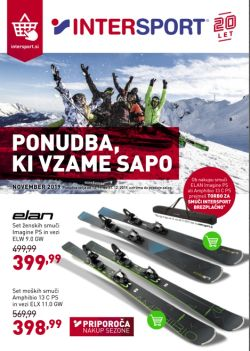 Intersport katalog do 31. 12.
