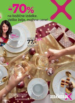 Momax katalog Do – 70 % na božične izdelke