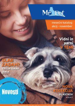 Mr Pet katalog november 2019