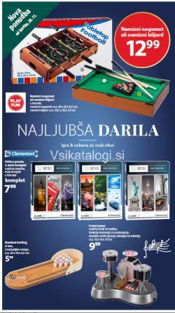 NKD katalog Najljubša darila od 28. 11.