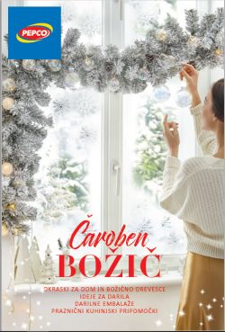 Pepco katalog Čaroben božič