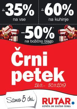 Rutar katalog Črni petek do 30. 11.